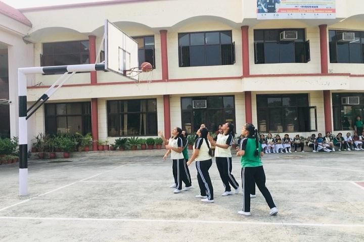 Mount Carmel School-Sports