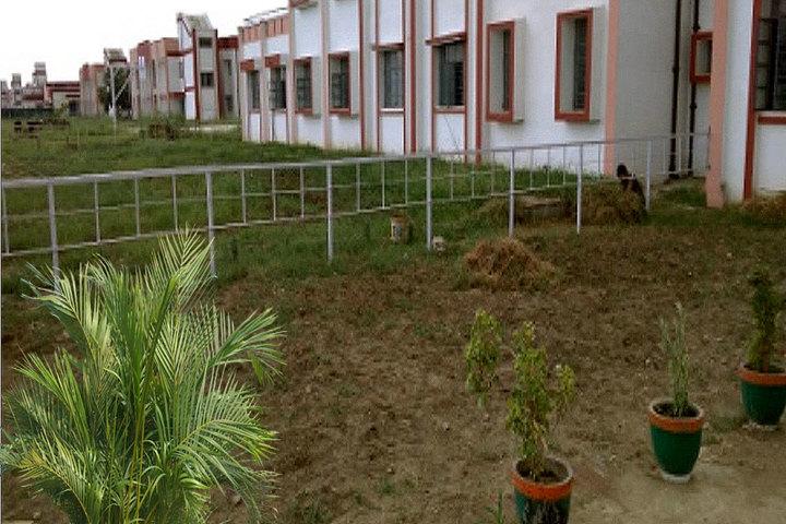 Jawahar Navodaya Vidayalaya-School Garden
