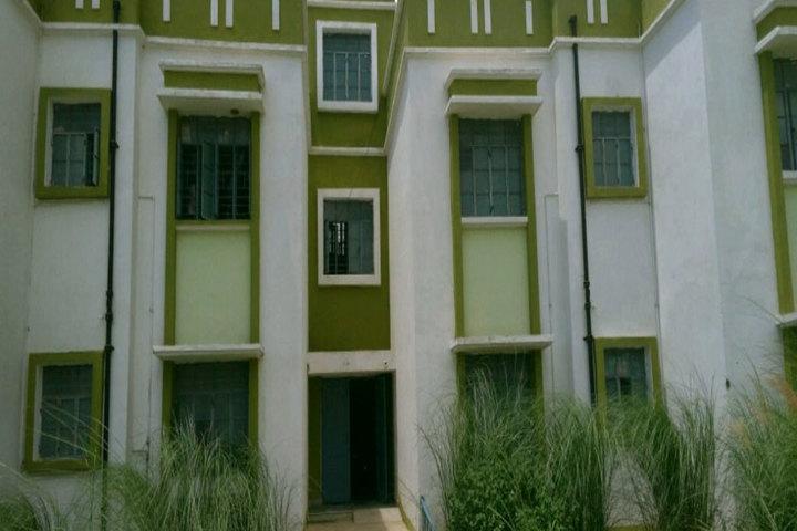 Jawahar Navodaya Vidayalaya-Campus View