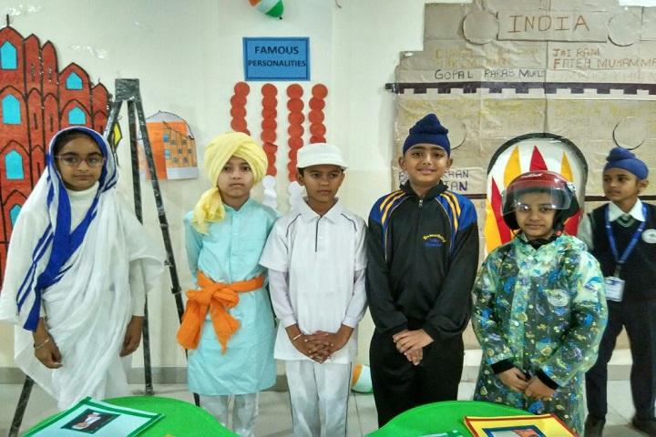 Mount Litera Zee School-Fancy Dresses