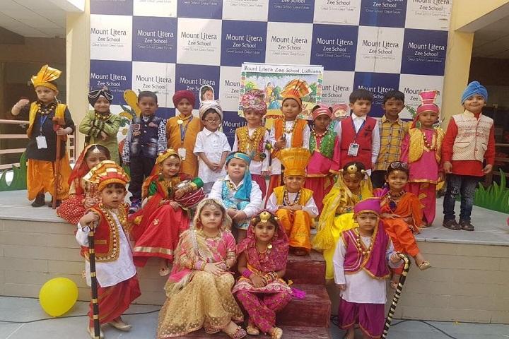 Mount Litera Zee School-Festive Day