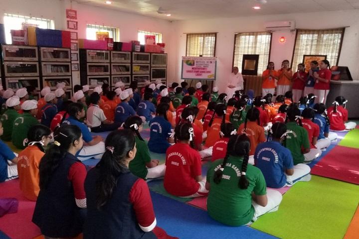 Mount Litera Zee School-Meditation