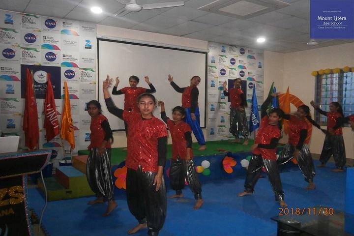 Mount Litera Zee School-United Nations Movement