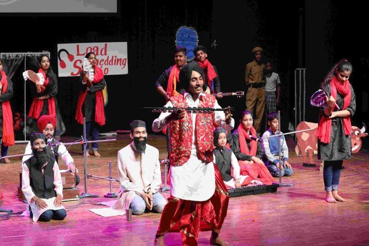 Mount Litera Zee School-Drama