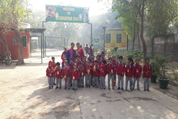 Mount Litera Zee School-Educational Tour