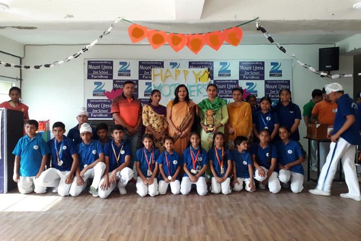Mount Litera Zee School-Athletic meet