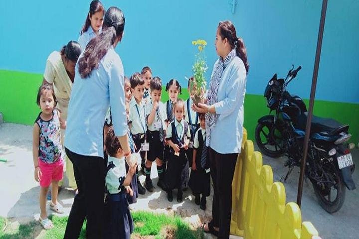 Mount Litera Zee School-Green Day