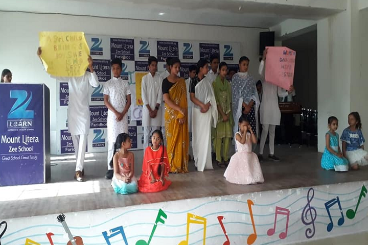 Mount Litera Zee School-Labour Day
