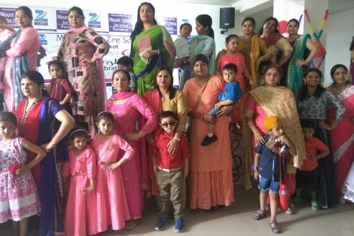 Mount Litera Zee School-Mothers Day