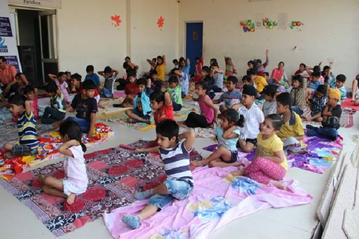 Mount Litera Zee School-Physical Education