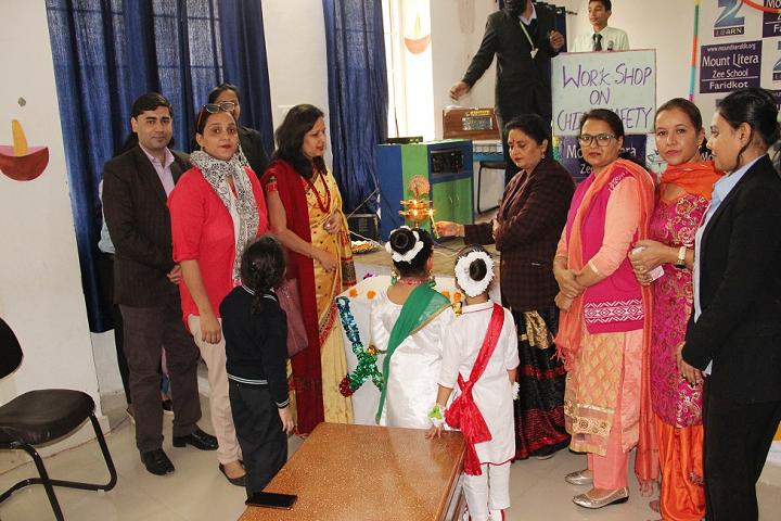 Mount Litera Zee School-Workshop on Child Safety