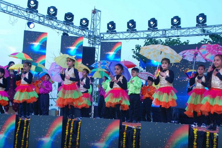 Mount Litera Zee School-Kids Dance