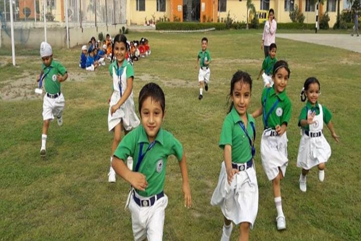 Mount Litera Zee School-Play Area
