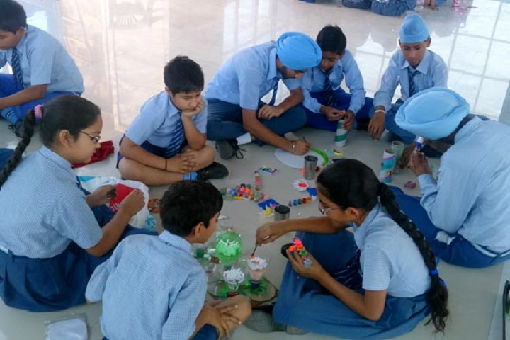NRM Holy Heart Convent School-Art and Craft