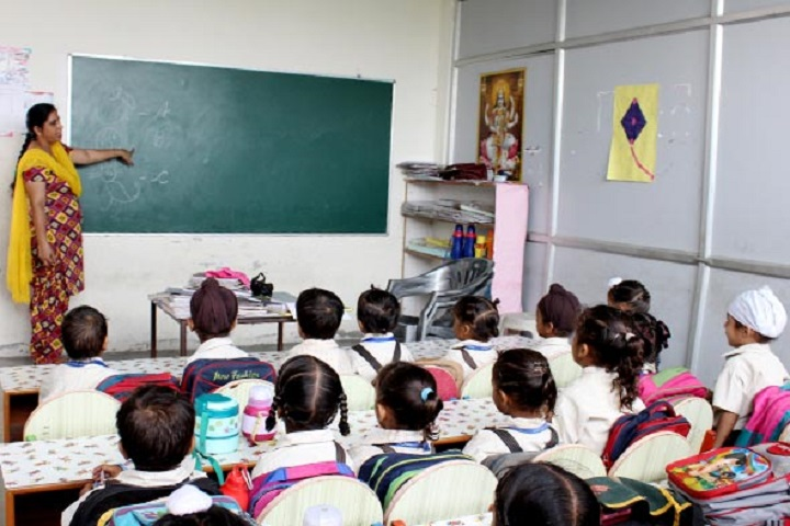 NRM Holy Heart Convent School-Classroom