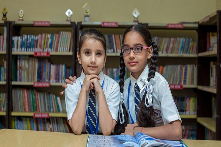 Nand Singh Memorial Public School-Library
