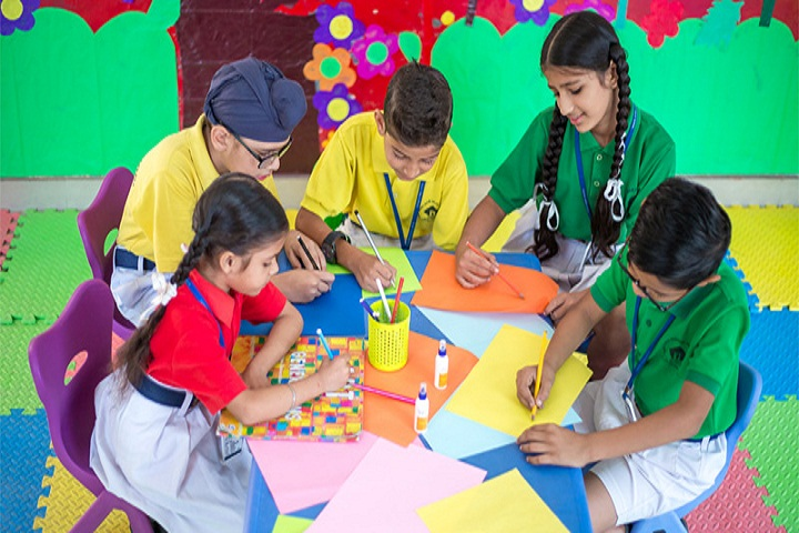 Nand Singh Memorial Public School-Painting Competition