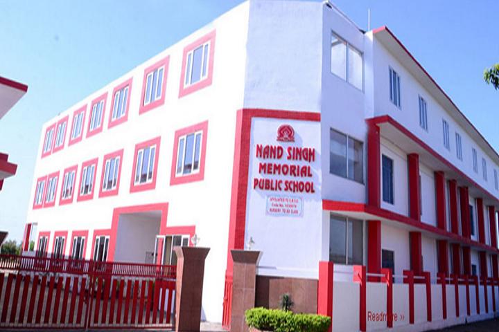 Nand Singh Memorial Public School-Campus View