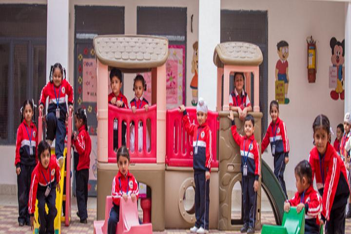 Nand Singh Memorial Public School-Kindergarten