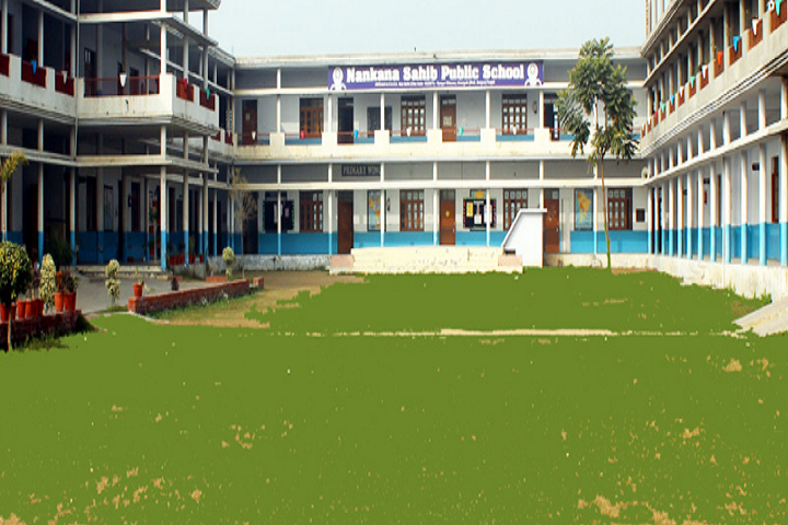 Nankana Sahib Public High School Rampurcchanna-Campus View