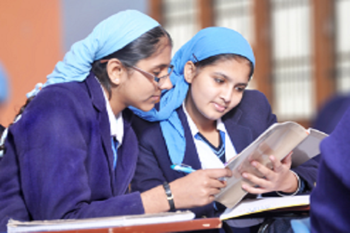 Nankana Sahib Public High School Rampurcchanna-Library