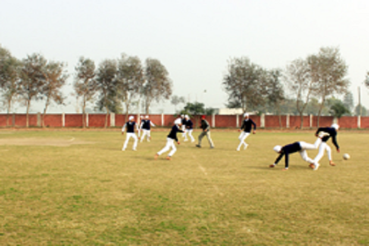 Nankana Sahib Public High School Rampurcchanna-Play Ground