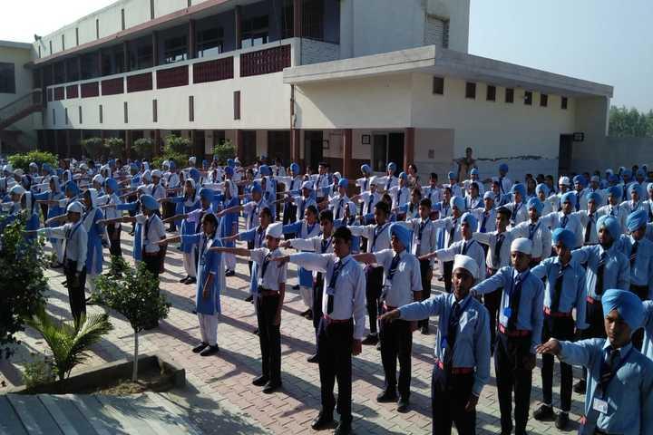 Nankana Sahib Public School-Assembly