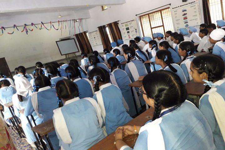 Nankana Sahib Public School-Classroom