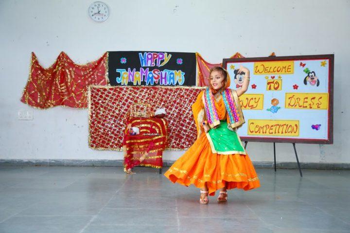 Nankana Sahib Public School-Dance