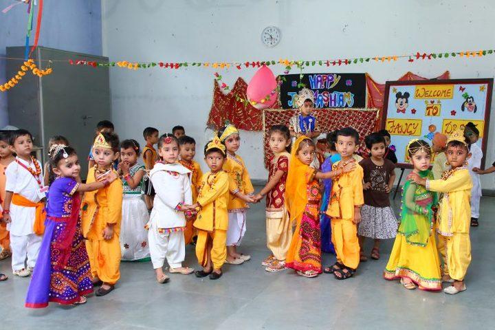 Nankana Sahib Public School-Fancy Dress