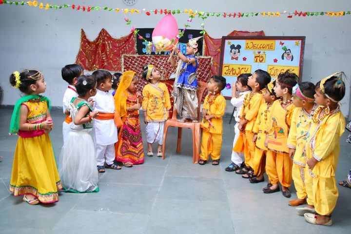 Nankana Sahib Public School-Festival Celebration
