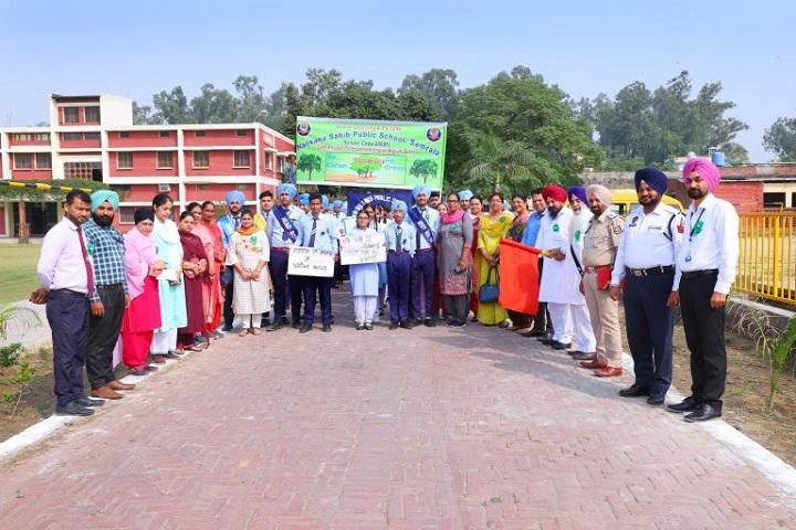 Nankana Sahib Public School-Rally