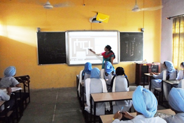 Nankana Sahib Public Senior Secondary School-Smart Classroom
