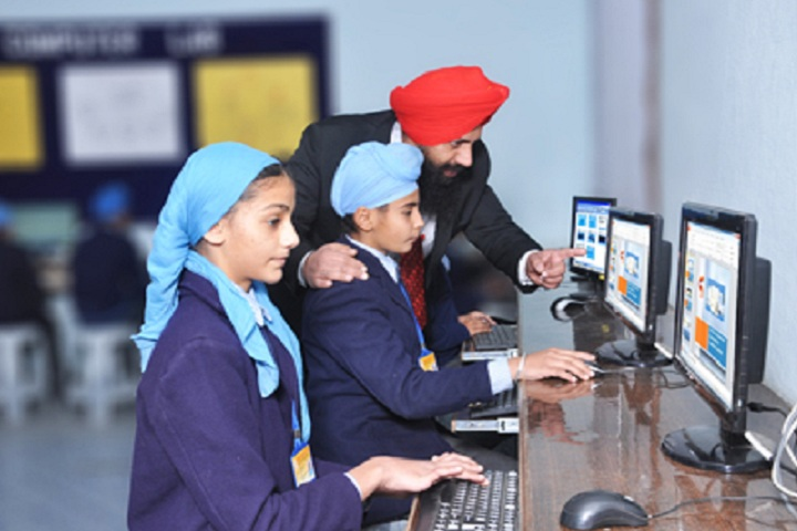 Nankana Sahib Public Senior Secondary School-IT-Lab