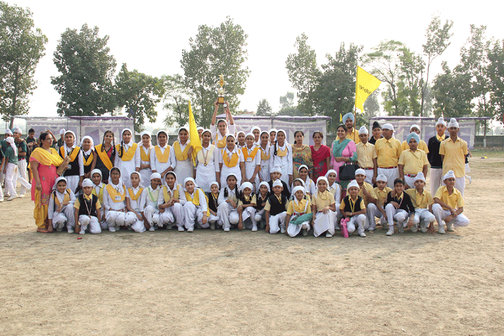 Nankana Sahib Public Senior Secondary School-Sports Meet
