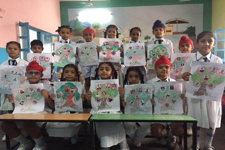 Nankana Sahib Public Senior Secondary School-Art room