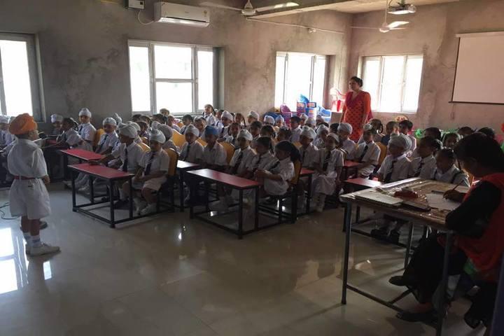 Nankana Sahib Public Senior Secondary School-Classroom