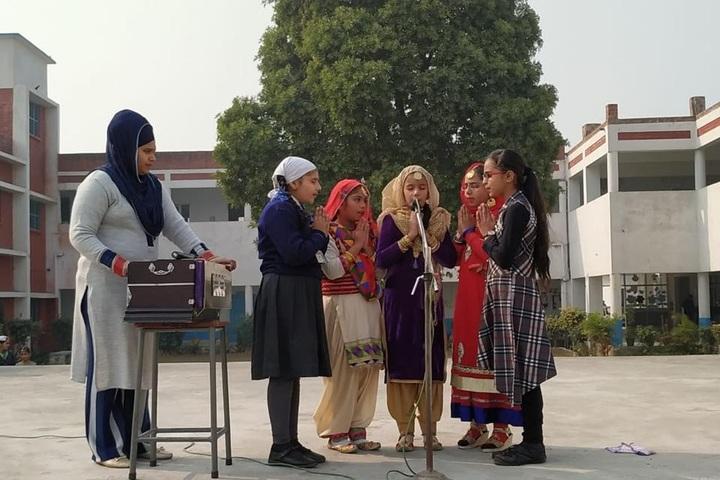 Nankana Sahib Public Senior Secondary School-Music