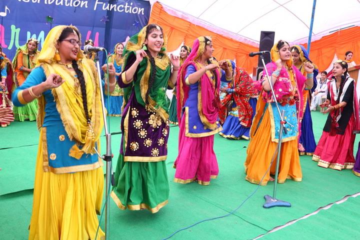 Nankana Sahib Public Senior Secondary School-Singing