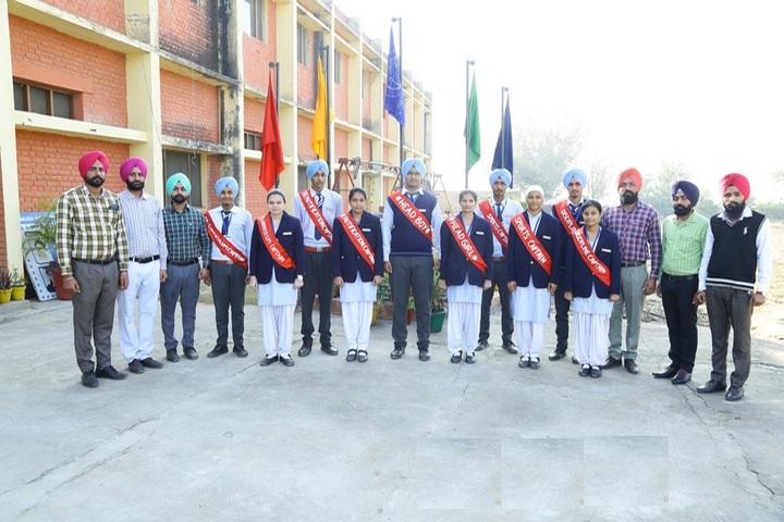 Nankana Sahib Public Senior Secondary School-Sports day