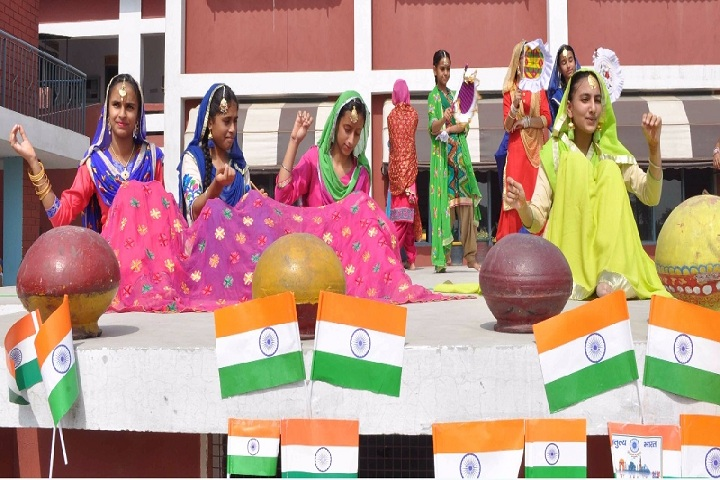 Nankana Sahib Senior Secondary School-Independence day