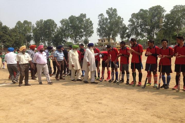 Nankana Sahib Senior Secondary School-Sports Meet