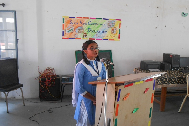 Nankana Sahib Senior Secondary School-Student Speech