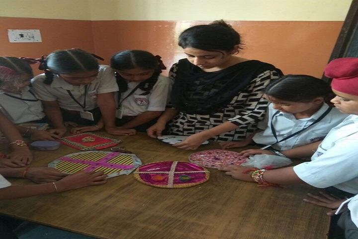 Narain Public School-Art and Craft