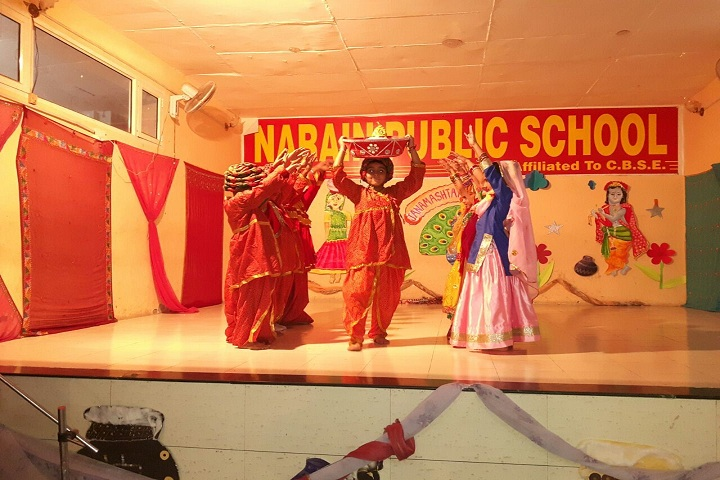Narain Public School-Drama