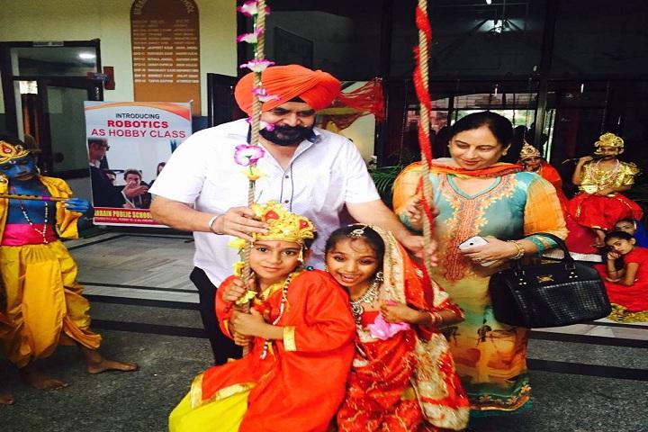 Narain Public School-Krishnastami Celebrations