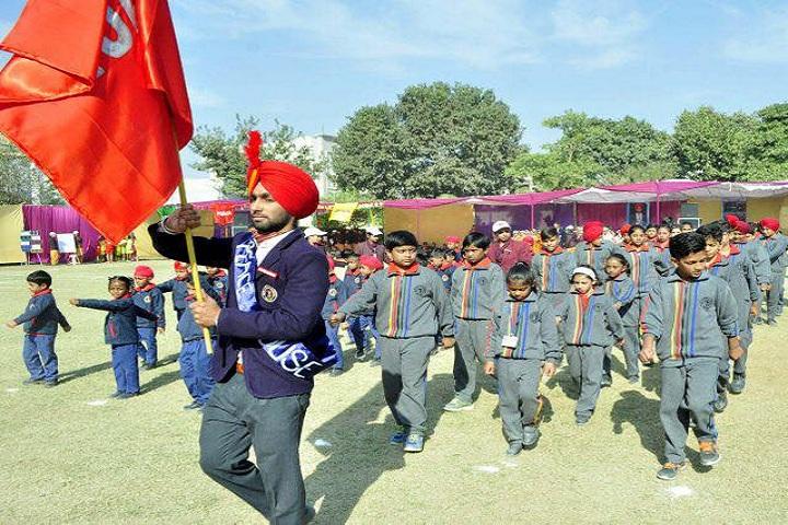 Narain Public School-Sports Meet