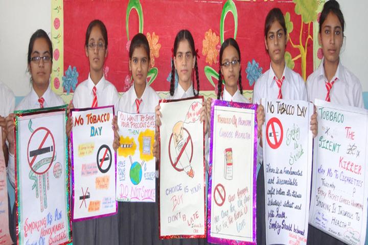 National Convent School-Chart Presentation