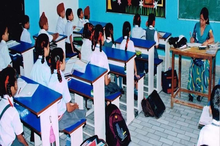National Convent School-Classroom