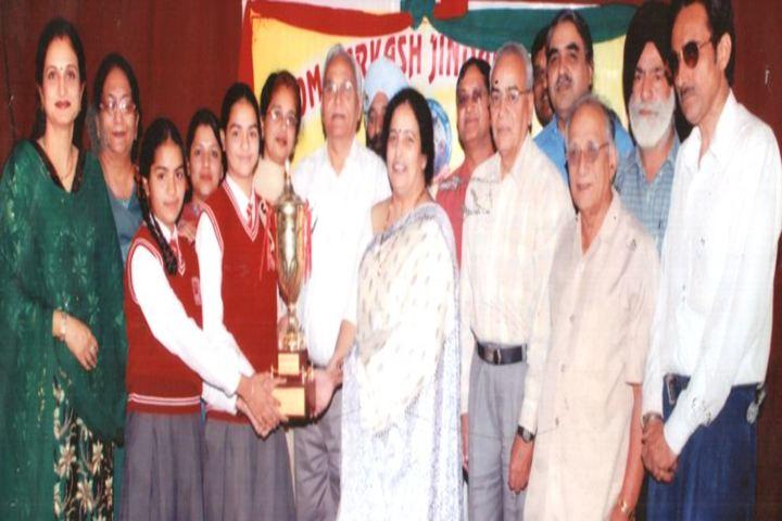 National Convent School-Felicitation